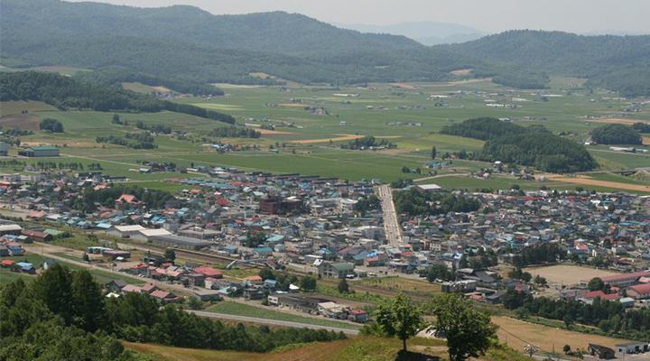 北海道和寒町の景色